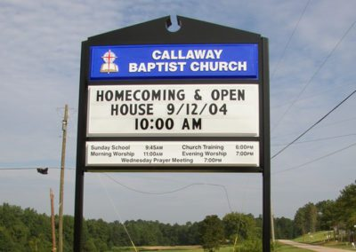 Callaway Baptist Church