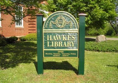 Hawkes Library